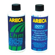 Тормозная жидкость Areca Fluid 4 DOT 4, 500мл (Франция) фото