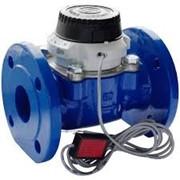 Счётчик холодной воды WPH-I-N-К Ду 50 мм, с импульсным выходом 100 л./импульс, Qn=15 куб.м/час фото