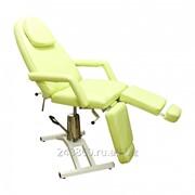 Педикюрное кресло Слава гидравлическое, поворотное фото