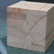 Брус клееный калиброванный максимальным сечением до 200х200мм. фото