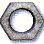 Контргайка оцинкованная чугунная ГОСТ 8961-75 Dу 32 фото