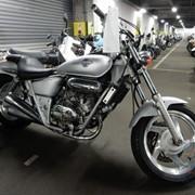 Мотоцикл чоппер No. B5687 Honda MAGNA 250 фото