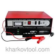 Автомобильное зарядное устройство для АКБ Intertool AT-3017 фото