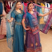 Прокат костюмов: индийские костюмы фото