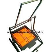 Вибростанок для производства арболитоблоков АРБ-2 фото