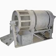 Агрегат для сушки и просеивания песка фото