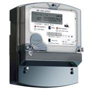 НIК 2303 - трехфазный электронный счетчик электрической энергии фото