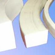 Шнуры резиновые квадратного сечения фото
