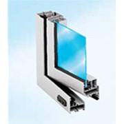 Окна алюминиевые холодные фото
