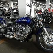 Мотоцикл чоппер No. B5593 Yamaha DRAGSTAR 400 фото