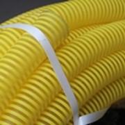Шланг ПВХ спирально-армированные Тип 4. всасывающий бухта длинной 30м фото