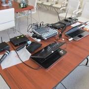 Аренда звукоусиливающего оборудования фото