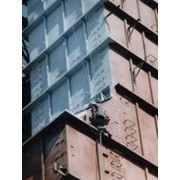 Защитное покрытие для металлокострукций и фундамента фото