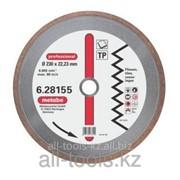 Алмазный круг professional, 125мм, керамика,сплошное сегментирование Код: 628152000 фото