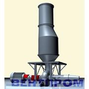 Пылеуловитель комбинированный ПК-35 фото