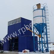 Бетонный завод всесезонный (бетономешалка) фото