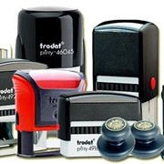 Печати и штампы карманные фото