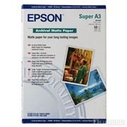 Бумага epson Archival Matter Paper A3 фото