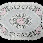 Салфетка в рулоне Dia Lace арт.375 PSR 30*46см овал (1/50) фото