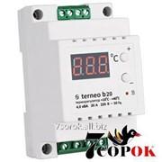 Терморегулятор Terneo b30 фото