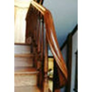 Поручни для лестниц фото