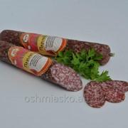 Колбаса салями Пармская сырокопченая фото