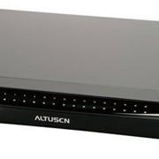 KVM-переключатель Aten KN2140 40 портовый IP KVM с портами Ethernet, Virtual Media фото