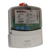 Счетчик СА4-Э720 TX P PLC IP 5-60A Дала 3ф 3-х тариф. Saiman 1 фото