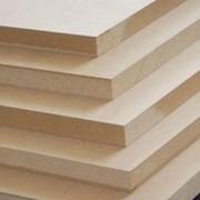 Древесноволокнистая плита средней плотности МДФ фото