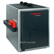 Котел Vitoplex 300 SX3A 115 кВт с системой управления Vitotronic 200 GW1B без горелки SX3A484 фото