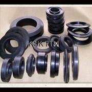 Амортизационные кольца для конвейерных роликов