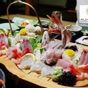 Доставка обедов из японского ресторана «Ацумари». фото