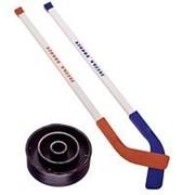 Набор хоккейный Престиж (Звезда хоккея) с шайбой фото