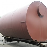 Резервуар для хранения нефти и нефтепродуктов до 5000м.куб. фото