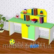 Детский стол для изо мальвина фото