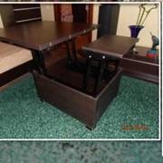 Столы-трансформеры фото
