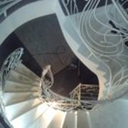 Лестницы внутренние фото