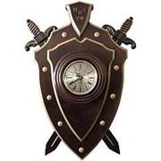 Часы настенные Щит МВД фото