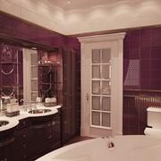 Дизайн ванной комнаты, санузла. фото