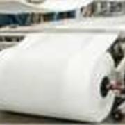 Целлюлозная бумага для производства салфеток, бумажных полотенец, туалетной бумаги фото
