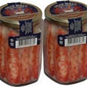 Консервы Мясо краба 700 гр фото