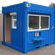 Блок контейнеры разборные бытового и промышленного назначения фото