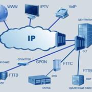 Строительство оптических сетей доступа PON/FTTx фото