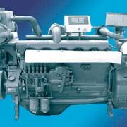 Двигатель дизельный судовый серии Weichai Deutz 226B фото