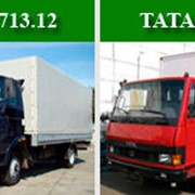 Автомобили грузовые Tata фото