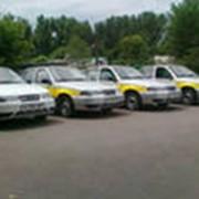 Легковое такси фото