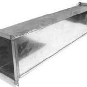 Воздуховоды и фасонные изделия фото