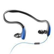 Наушники проводные Energy Sistem, EarPhones Running Two, Neon Blue фото