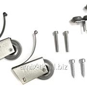 Комплект роликов для дверей купе - OPK-FG08-110
