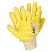 Перчатки с нитриловым частичным покрытием Лайт, манжет - резинка, арт. 0516, арт. 196 фото